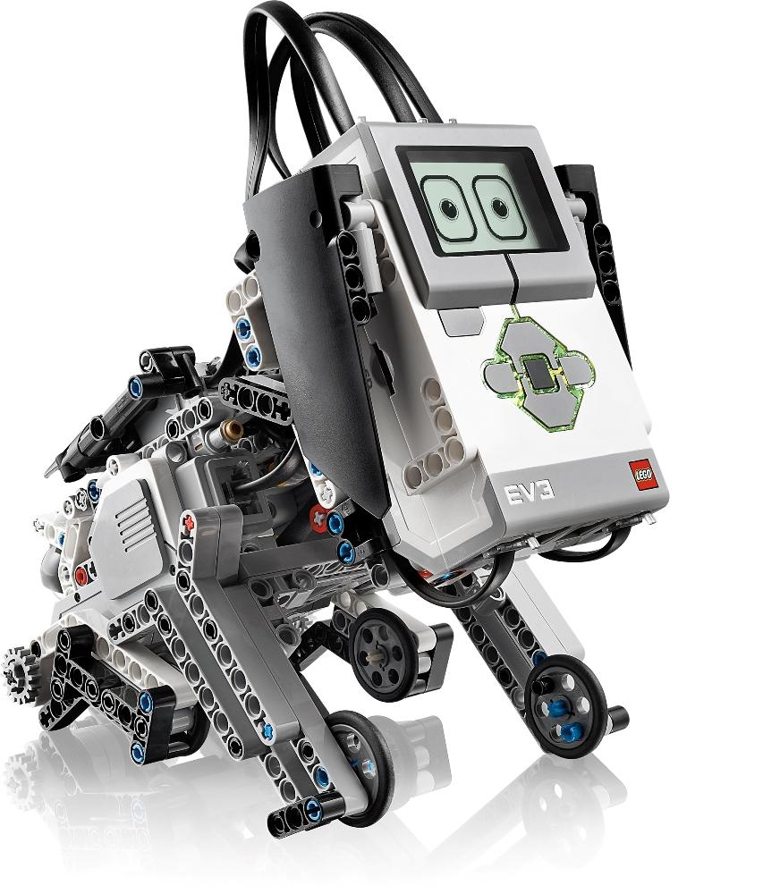 Robot LEGO EV3